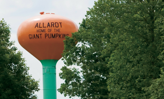 Allardt Great Pumpkin Festival