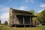 Bell School Building in Adams, TN