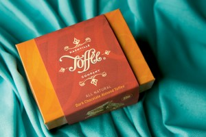 Toffee, candy, Nashville Toffee Company