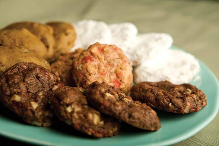 Amy B's Cookies, cookies