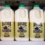 Hatcher Family Dairy Milks Farm for All It's Worth