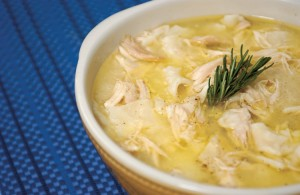 Bea Farmer, chicken and dumplings, food