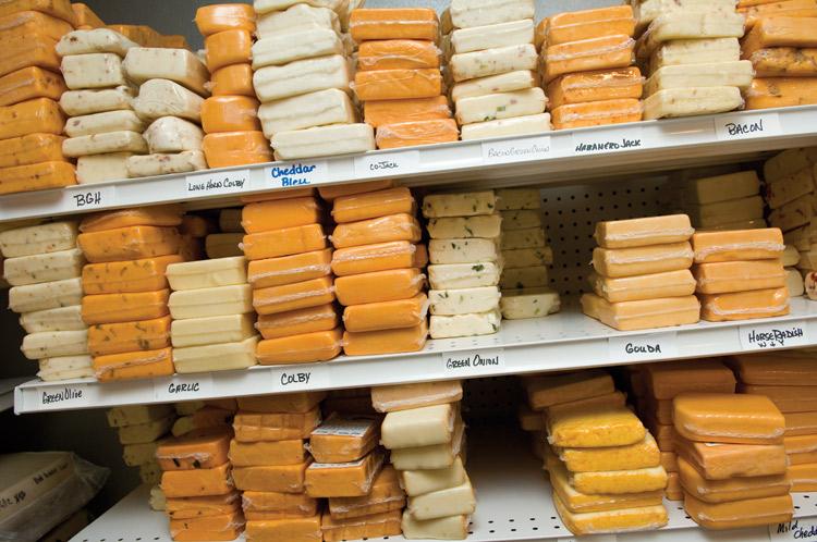 cheese, dairy, Ropp Jersey Cheese
