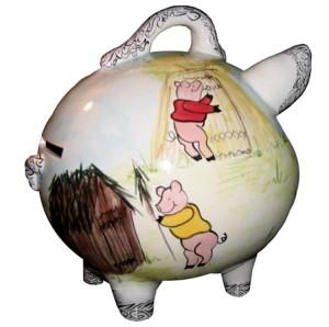 Piggy bank, Piggybank Express, Gray, Tennessee