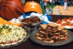 March Madness Food