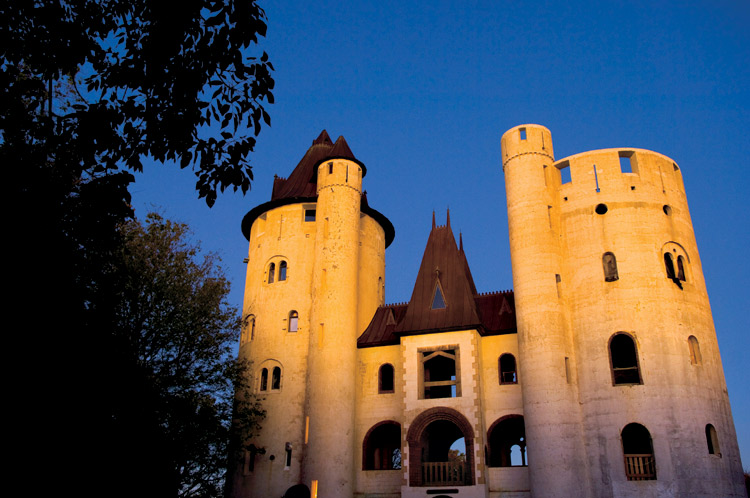 Castle Gwynn in Arrington, Tennessee 