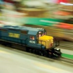 Christmas Toy Train Show in Nashville