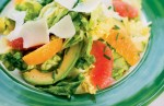 Mixed Citrus and Avocado Salad With White Balsamic Vinaigrette