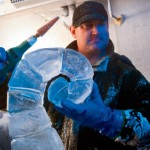 Ice Carving is a Cool Hobby and Business