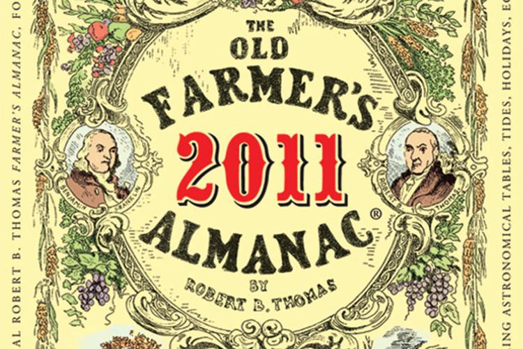 The Old Farmer's Almanac 2011