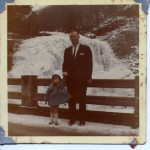 Frozen Bald River Falls Photo From 1963