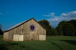 Quilt Barn on Highway 411 in East Tennessee