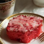 Strawberry Sheet Cake: The Story Behind the Recipe