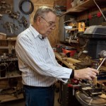 Stewart County Woodworker Carves His Niche