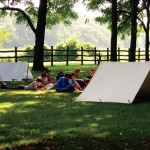 Go Back in Time at Sam Davis Summer Camps