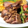 Marniated and Grilled Steak