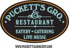 Pucketts color Logo