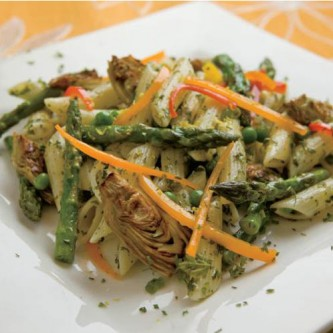 Herb Pasta Primavera Recipe