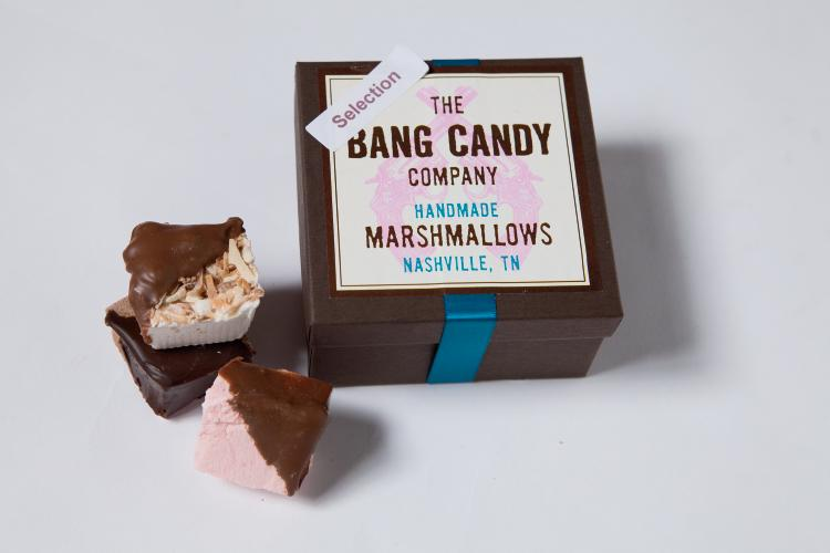 The Bang Candy Company is based in Nashville, TN.
