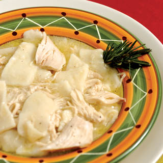 Bea's Chicken and Dumplings Recipe