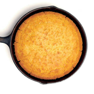 Old-Fashioned Light Cornbread Recipe