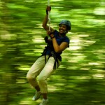 Ziplining Sites in Tennessee