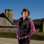 Whitney Tilley: Former City Girl Embraces Farm Life