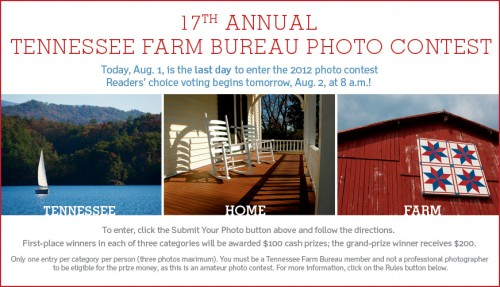TN Farm Bureau Photo Contest 2012