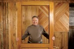 Mike Watson of Eagle Reclaimed Lumber in Murfreesboro, Tennessee