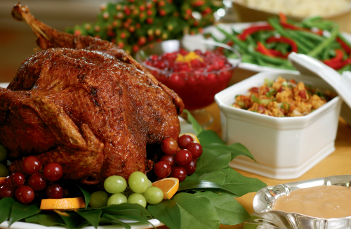 Deep Fried Turkey with Mamma Mia Marinade Recipe