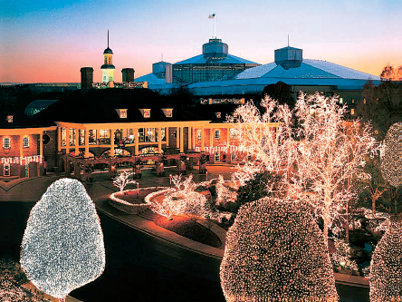 A Country Christmas at Gaylord Opryland