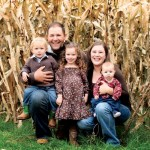 Holt Family Raises Pigs, Pines and Pumpkins