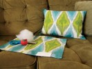 DIY Placemat Pillows