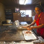 The Queen of Barbecue in Brownsville
