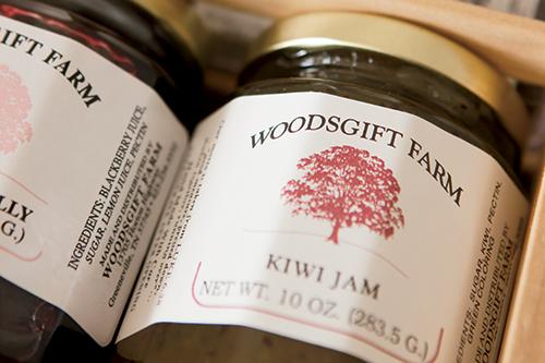 Woodsgift Farm Jams and Jellies