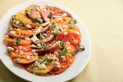 Tomato Ricotta Salad Recipe