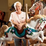 Kingsport Residents Carve Their Niche for Community Carousel