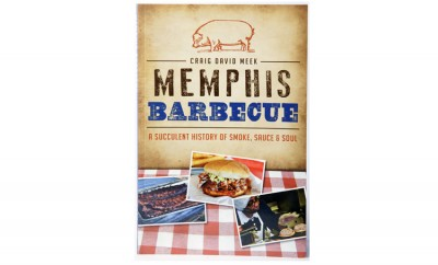 Memphis Barbecue book