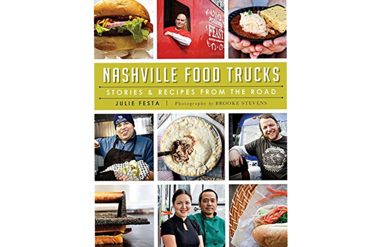 Nashville Food Trucks book