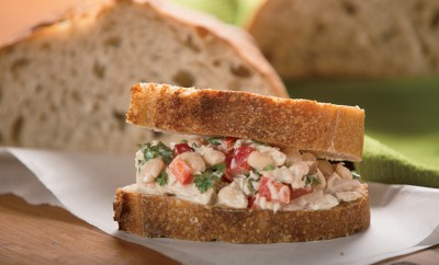 Lemony White Bean Tuna Salad