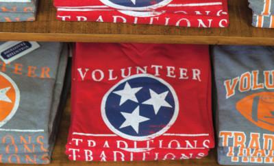Volunteer Traditions