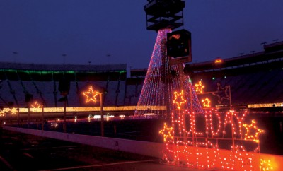 Speedway in Lights
