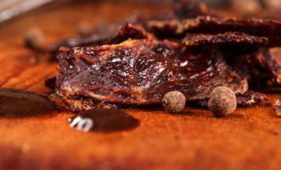 Crockett Creek Beef Jerky