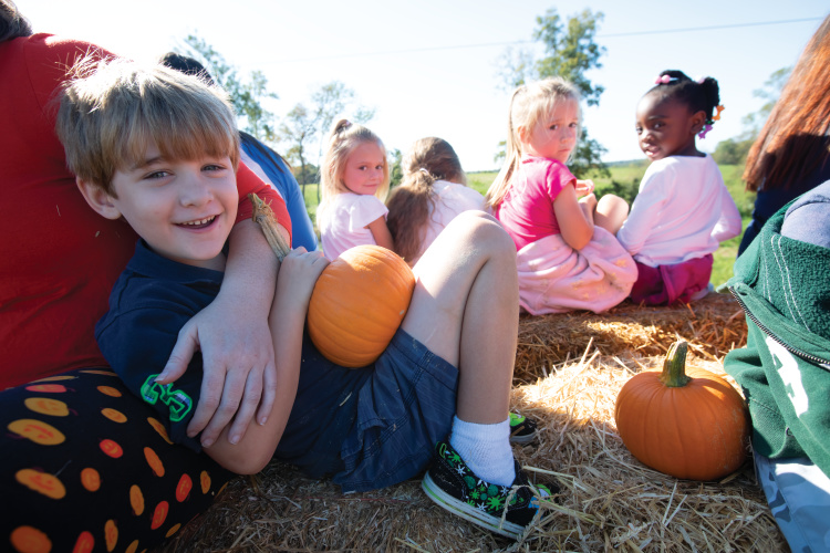 Bottom View Farm in Portland Teaches Children About Agriculture - Tennessee  Home and Farm